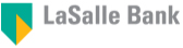 Logo of LaSalle Bank